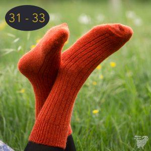 Chaussettes classiques en mohair, taille 31 – 33