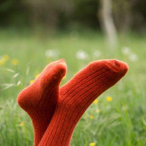 Chaussettes classiques en mohair  – du 31 au 36
