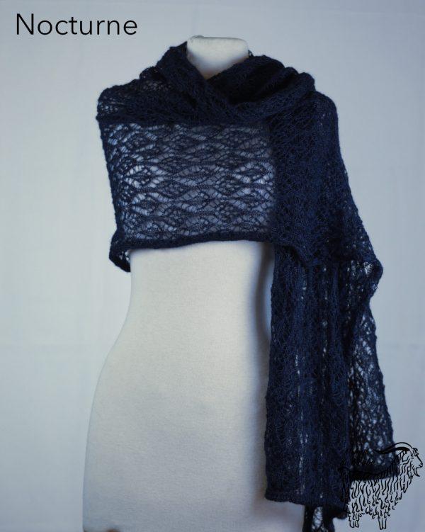 Etole tricot mohair