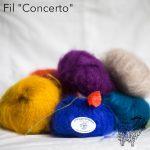 Fil «Concerto», ou fil classique