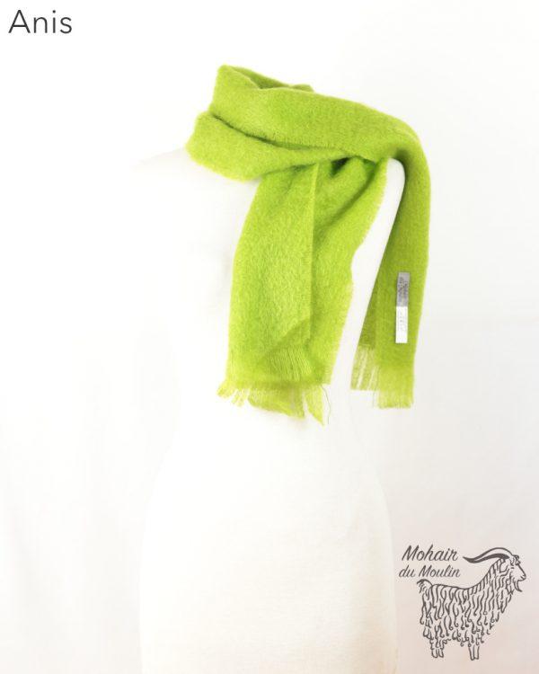 Petite écharpe tissée