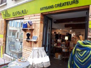 Folle Avoine: boutique d'artisanat à Nyons (26)