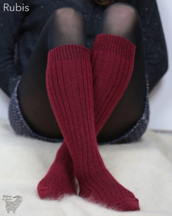 chausettes longues