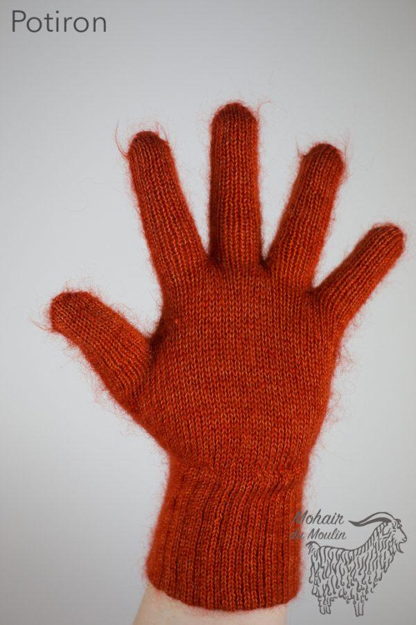 gants mohair
